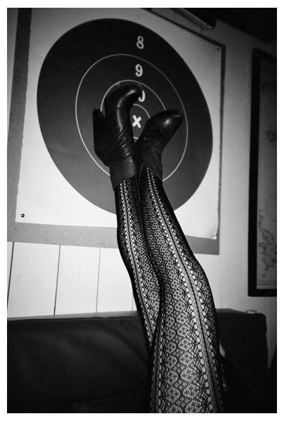 Legs, Lace, Bullseye, Target, Ledbelly, Mar13