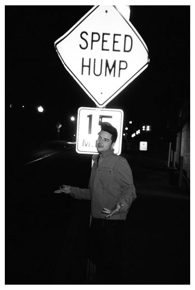 Les, Speed Hump, Apr13