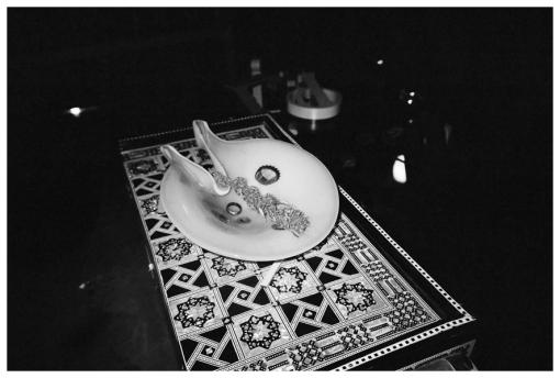 Pot, Luck, Coffeetable, Bedstuy, apr13