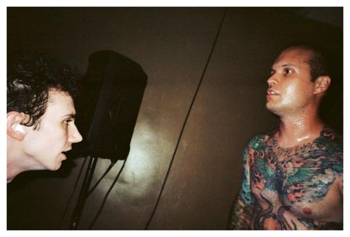 Dave, Kyle,  Pagan Rituals @ BSBL, May13