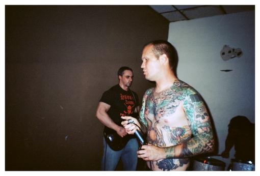 Dave, Pagan Rituals @ BSBL, May13