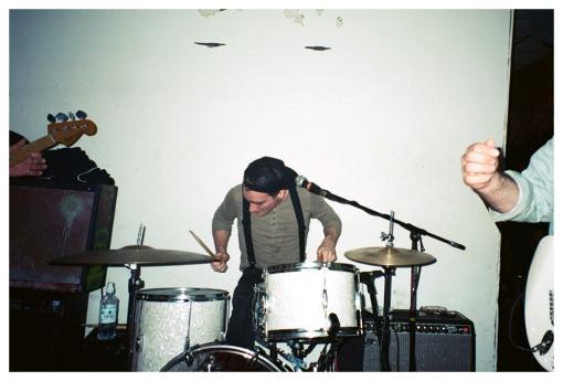 Oliver, Pagan Rituals @ BSBL, May13