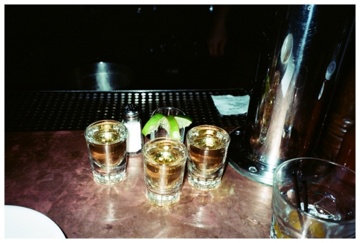 Three Tequila, Floor, Black Swan, May13