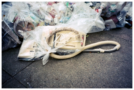 vaccum, Plastic, Clinton Hill Oct12