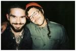 Zach, Josh, Big Snow Buffalo Lodge,Apr13