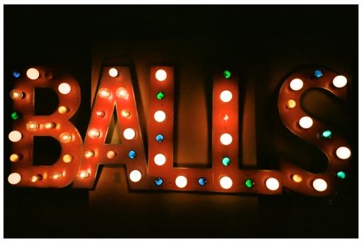 Balls @ BBQ Films, NY Sept12
