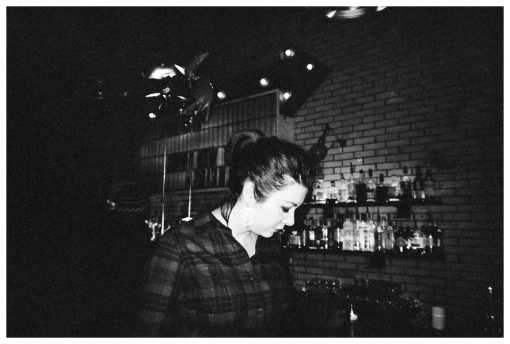 Carly, Hotbird, NYE, 2012