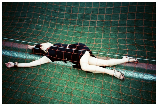 Carly Sioux2, Play Dead, Soccer Field, Clinton Hill, June13