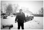 Dad 5, Farm, Lumberjack, Snow, Firewood,Dec12
