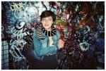 Elise, Grafitti, Bathroom, Max Fish,May13