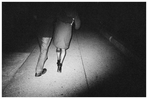 Legs, Voyeur, Stalkin', Dec12