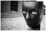 Mask, Distillery Dist., Toronto,Nov12