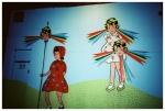 Rainbow Power, Vivian Girls, Mural, LESMay13