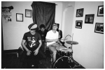 3 Drummers @ FlavYa BBQ, BedstuyJun13