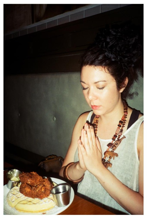 Carly, Prayer, ChickenWaffel, Rarebit, Jun13