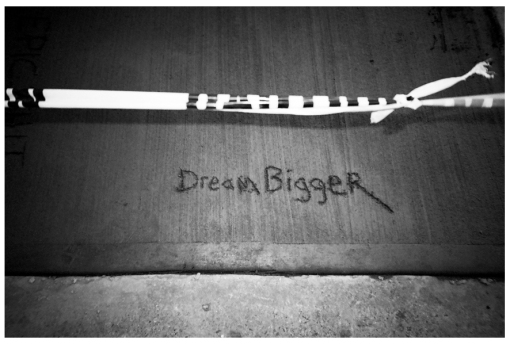 Dream Bigger, Caution, Clinton Hill, May13