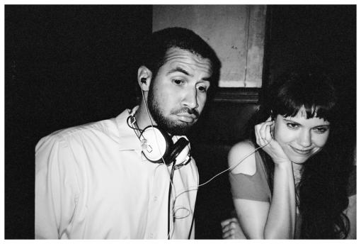 Jordan, Unknown Boy, Headphones, VON, June13