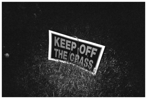 Keep Off Grass, Chi Jul13