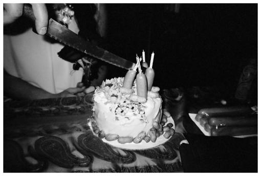 Kristina's Weiner Cake 2, Shag, May13