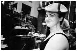 KT, Hat @ FlavYa BBQ, Bedstuy,June13