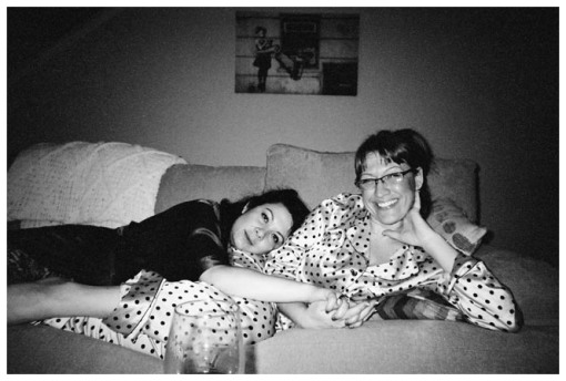 Shannon, Carly PJs Cozy, Jun13
