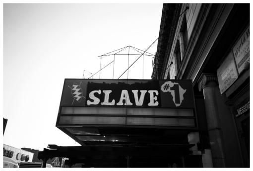 Slave, Africa, Bedstuy, FultonSt, May13