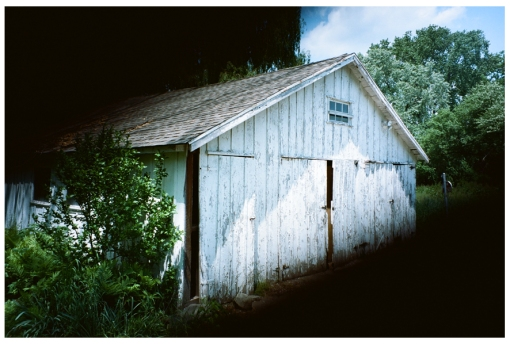 White Barn, Hurley, June13