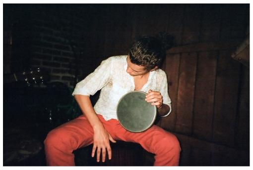 Alfredo, Drummer Boy, Bedstuy BBQ, Aug13
