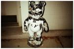 Creepy Bear, Waynesville, Ohio,Jun13