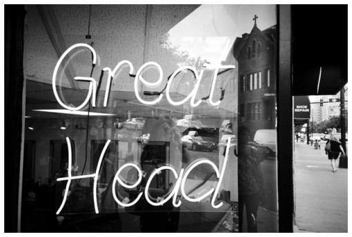 Great Head, Boys Town, Chicago, July13