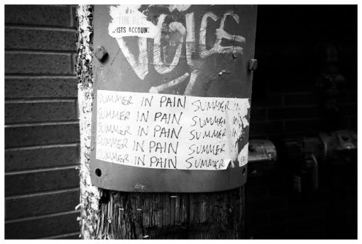 Summer in Pain, CHI, Jul13