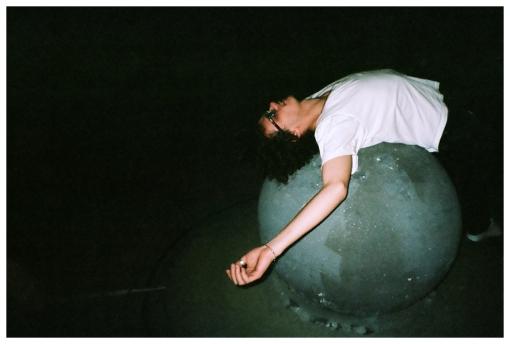 Alfredo, Cement Ball, brooklyn Navy Yard, Aug13