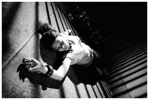 Carly Sioux, FIlm Noir, LES, Jun13