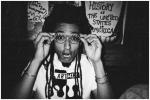 Drew in Alfredo's Glasses @ Sidewalk Cafe,Aug13