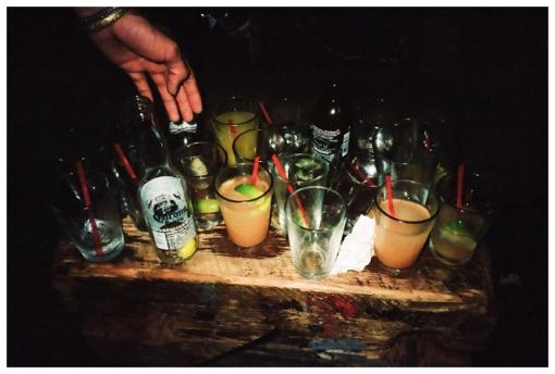 Drinks, Bembe, Williamsburg, Aug13