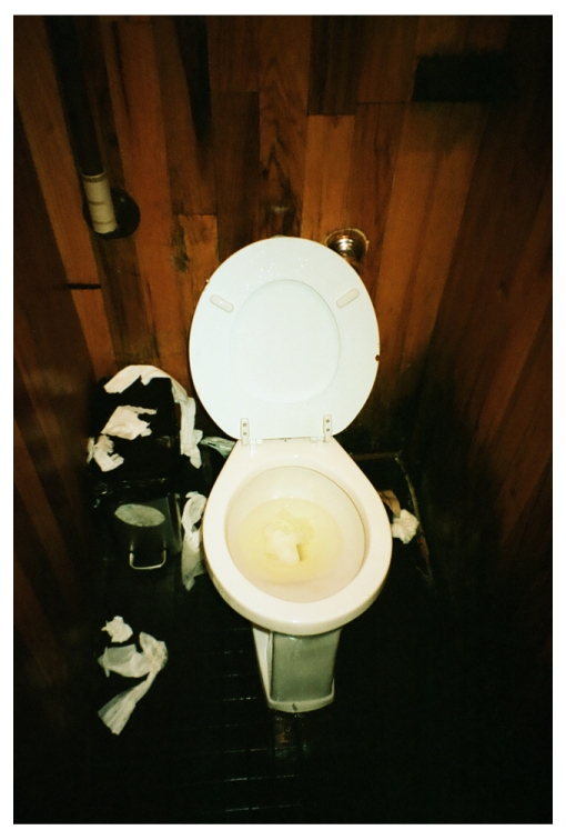 Piss, Toilet @ Bembe Aug13