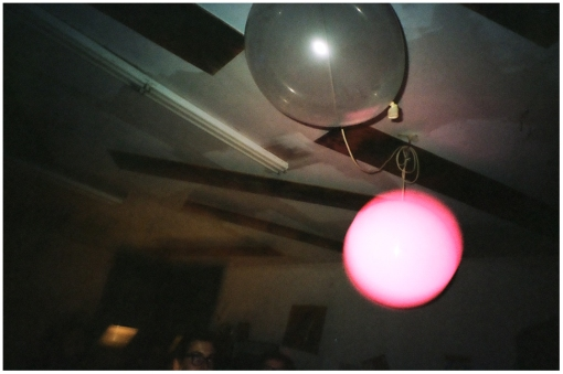 Balloons @ Slim Twig @ Silent Barn, Oct13