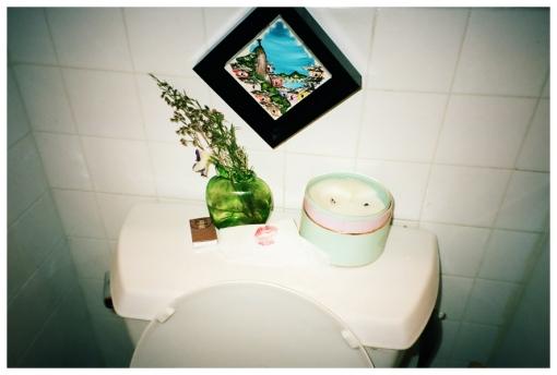 Bathroom Kisses, Oct13