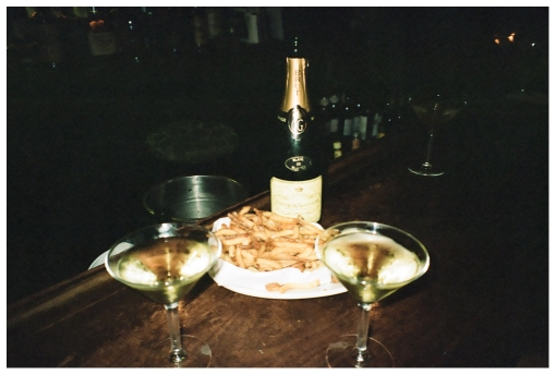 Champagne and French Fries copy