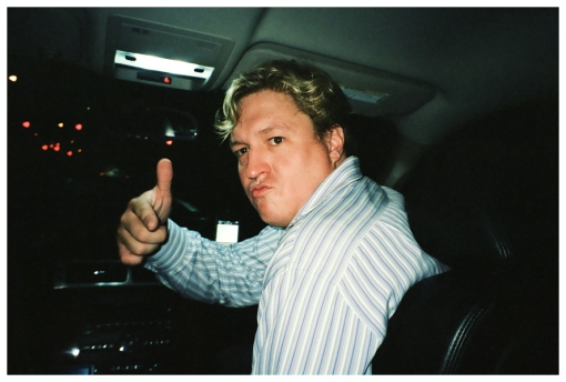 Daniel, Taxi, Oct13