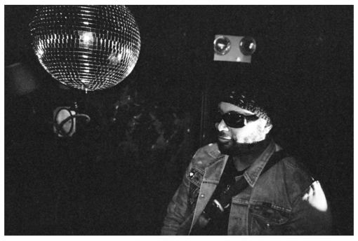 Danny, discoBall, koolthing @ Raven oct13