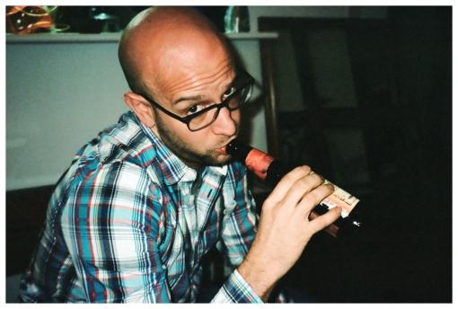 Jonathan, Beer to Lips, Oct13