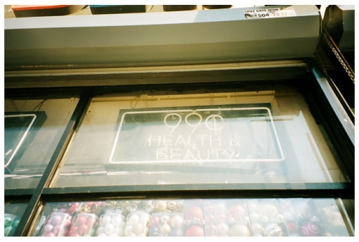 99cent Beauty, Bushwick, Nov13