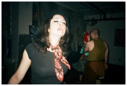 Carly @ Newsonic, Halloween, Oct13