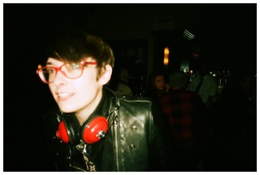 Dani @ Black Door, Nov13