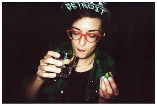 Dani, Tequila, Detroit, Oct13