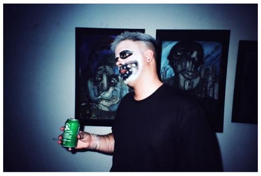 Dylan @ Newsonic, Halloween, Oct13