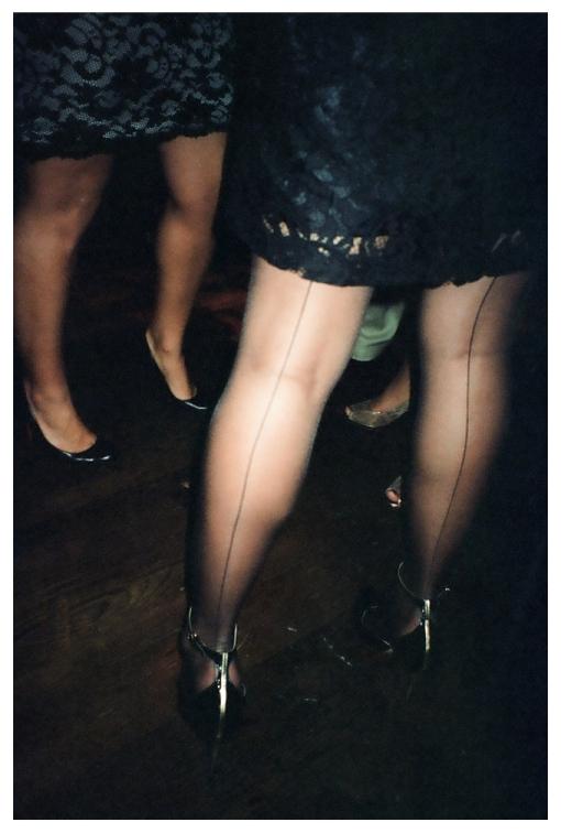 Legs, Dancing, Stockings, Oct13