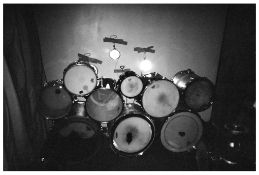 Logan Drum Wall, Oct13
