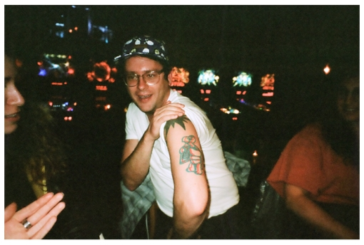 Nathan Tats @ Jackbar, Oct13